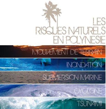 Les risques naturels en Polynésie française